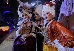 Actividades teatrales en el Carnaval del Vino de Haro La Rioja