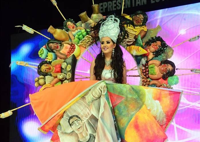 Las reinas del carnaval son de gran importancia durante el Carnaval de San Miguel