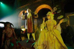 Piezas teatrales en el Carnaval del Vino de Haro