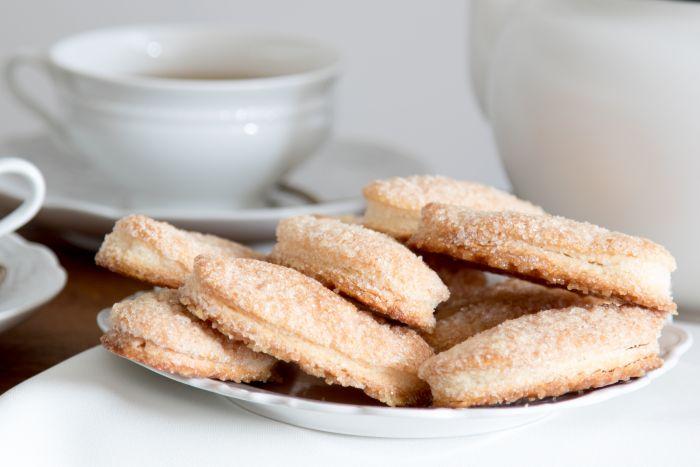 Arnhemse meisjes son unas galletas hechas de harina con abundante azúcar