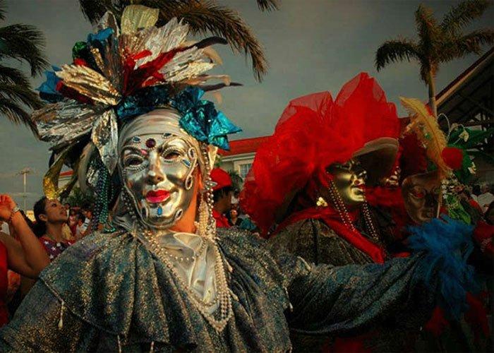 El Carnaval de Campeche es uno de los carnavales más antiguos de México y el continente americano