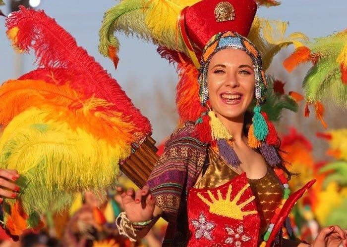 El Carnaval de Estarreja es una tradición que data desde el siglo XX