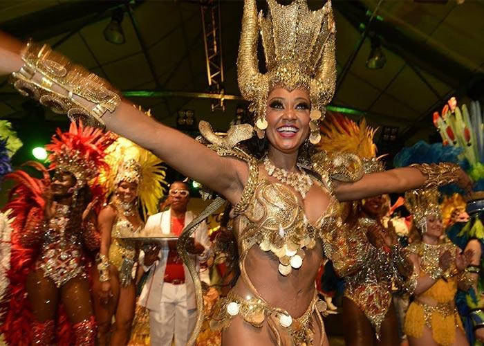 El Carnaval de Estocolmo es una probada del carnaval brasileño en la capital de Suecia