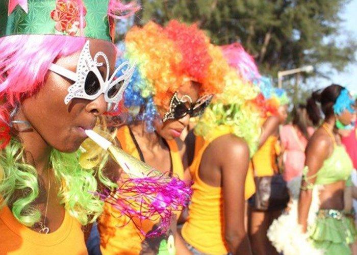 El Carnaval de Maputo es una celebración que busca reivindicar la cultura del país