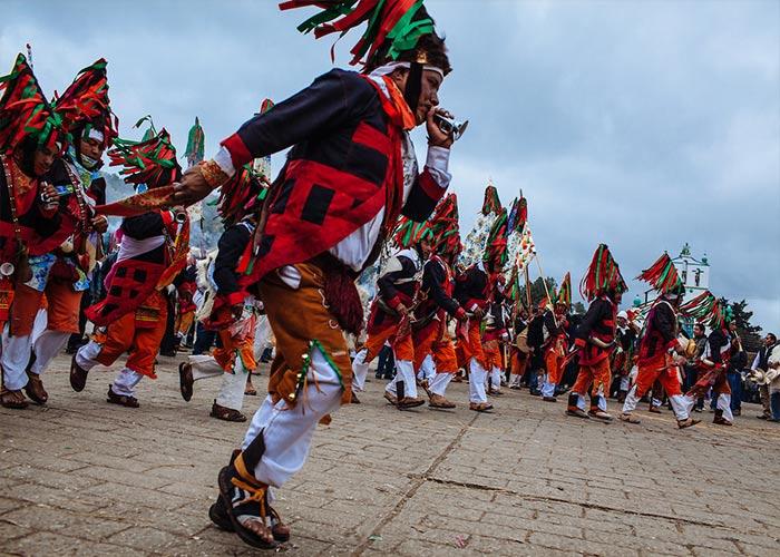 El Carnaval de San Juan Chamula es una demostración religiosa y cultural