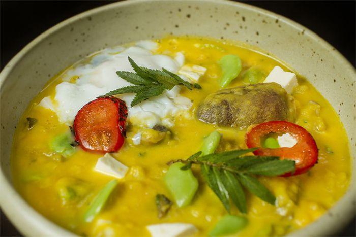 El Kapchi es una de las comidas típicas de la región
