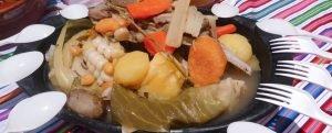 El Puchero es una de las comidas típicas de carnaval en Ayacucho