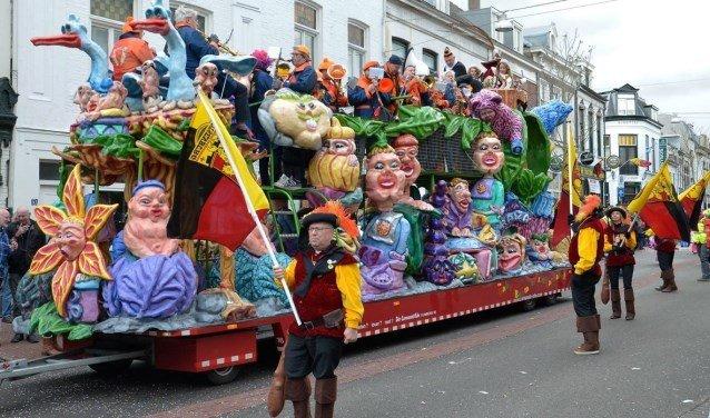 El desfile de los carnavales de Nimega es el más esperado de las celebraciones