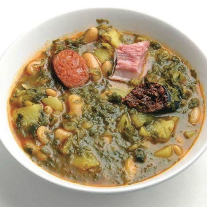 El pote asturiano es una comida típica de la región