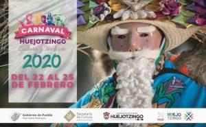 En el carnaval de Huejotzingo se realizan desfiles en donde se incluyen los personajes del batallón y la sociedad civil