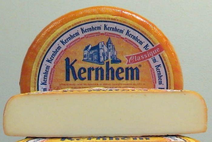 Kernhem es un queso de producción local reconocido en todo el mundo