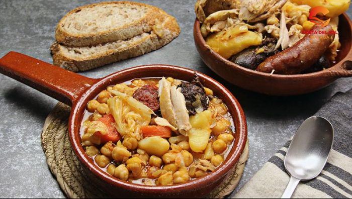 La Berza Malagueña es un plato típico de Málaga