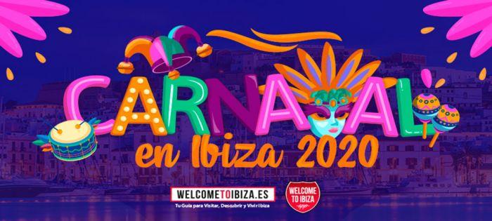 Los desfiles de Ibiza se llevan a cabo en los 5 municipios, siendo el de la ciudad el más popular