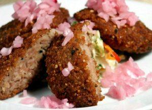 Los kibis son una comida típica de Yucatán