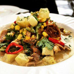 El Fricase es comida típica de Chile