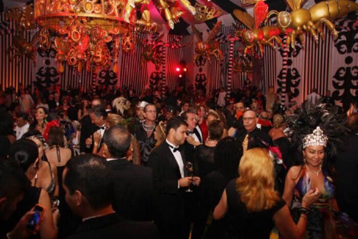 El Baile del Capacabana Palace es uno de los eventos más glamorosos del Carnaval de Río de Janeiro