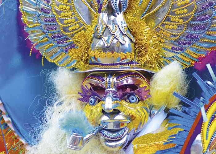 El Carnaval de Oruro es el mejor carnaval de toda Bolivia