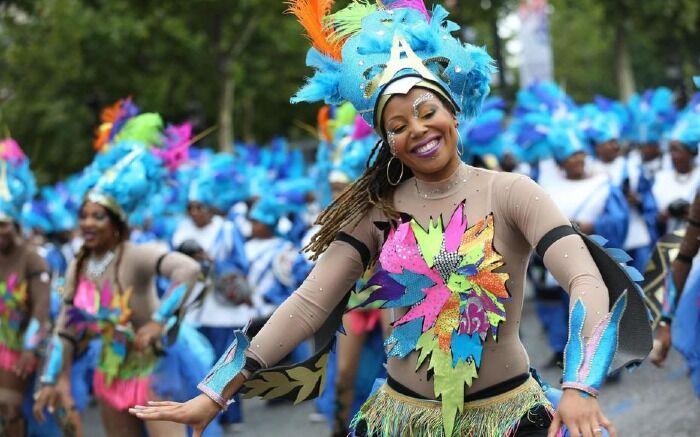 El Carnaval Caribeño de París es una gran celebración multicultural