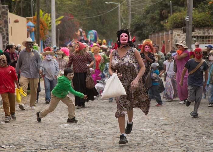El Carnaval de Chapala es un variado y divertido evento