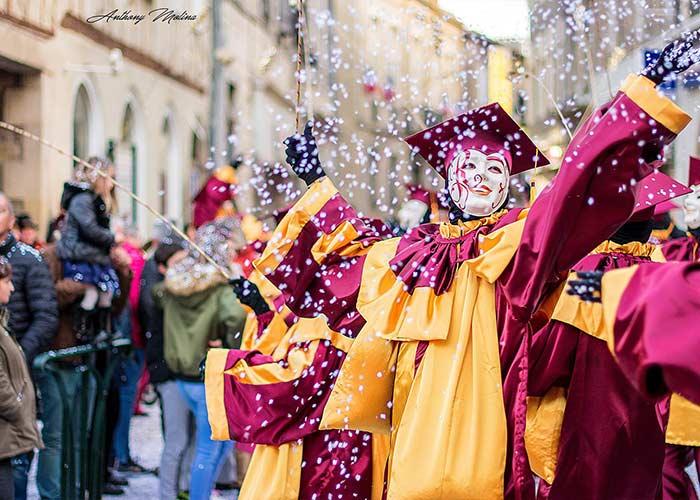 El Carnaval de Limoux es uno de los más antiguos de la nación