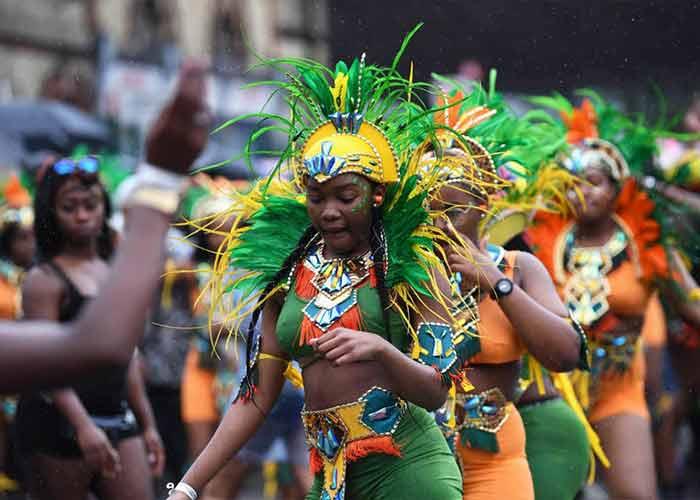 El Carnaval de Notting Hill es el mejor y más popular carnaval del Reino Unido