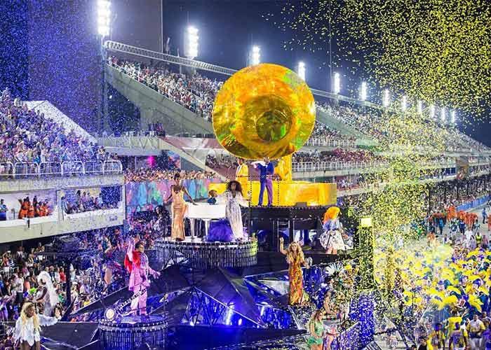 El Carnaval de Río de Janeiro es la celebración más espectacular del mundo