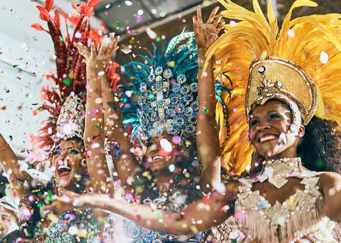 El Carnaval de Río de Janeiro es la mejor y más grande celebración de América del Sur