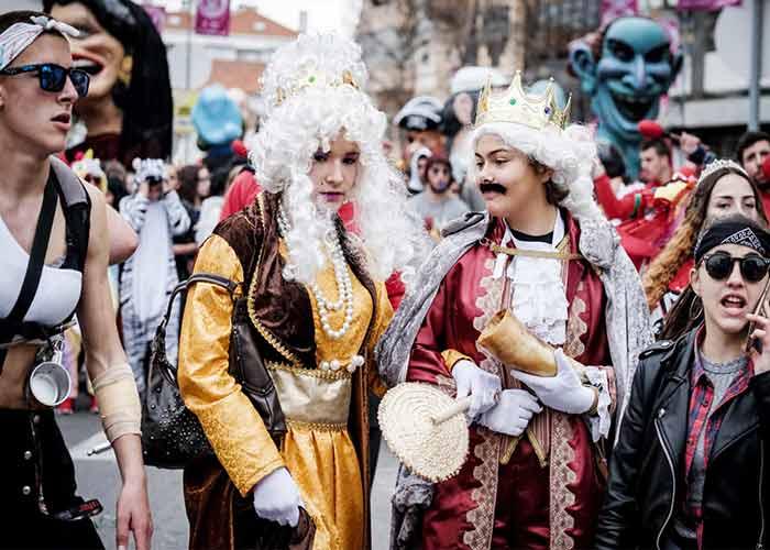 El Carnaval de Torres Vedras es el mejor y más divertido de todo Portugal. Considerado el Carnaval Más Portugués de Portugal