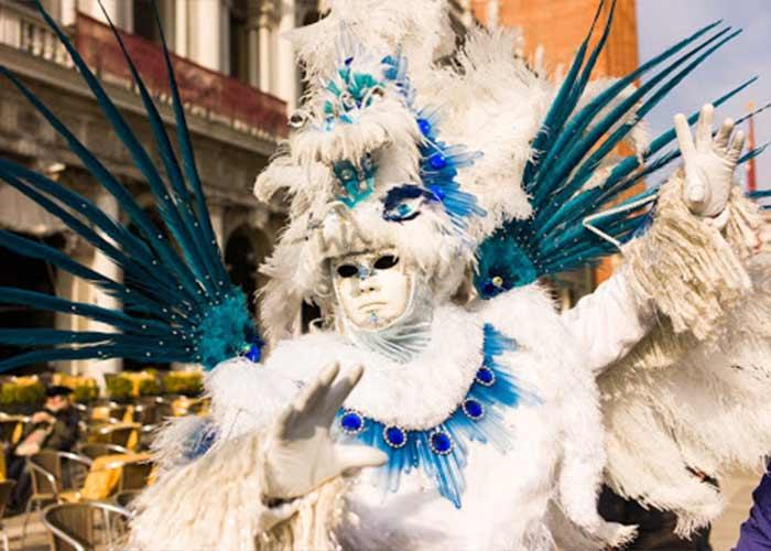 El Carnaval de Venecia es uno de los mejores en todo el mundo