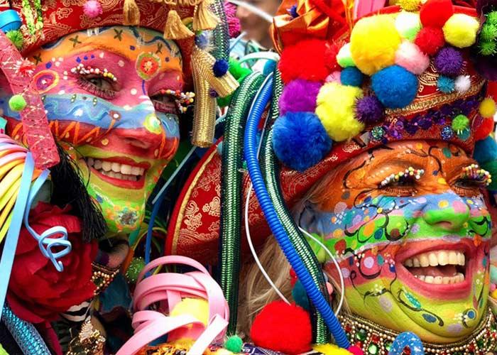 El Carnaval de Düsseldorf es uno de los más alegres de toda Alemania