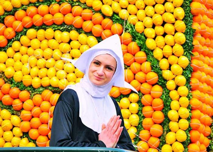 El Festival del Limón en uno de los eventos más famosos de Francia