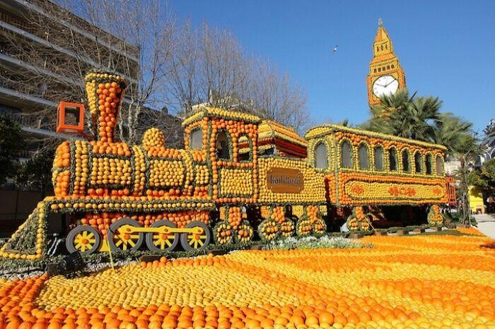 El Festival del Limón es una conmemoración al producto local más importante de la ciudad