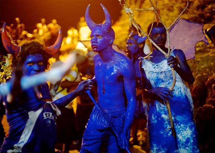 El J'ouvert es la expresión más tradicional de la libertad del pueblo caribeño