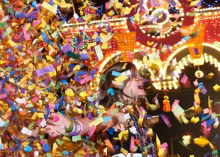 El Mardi Gras de Galveston es uno de los mejores en todo el país