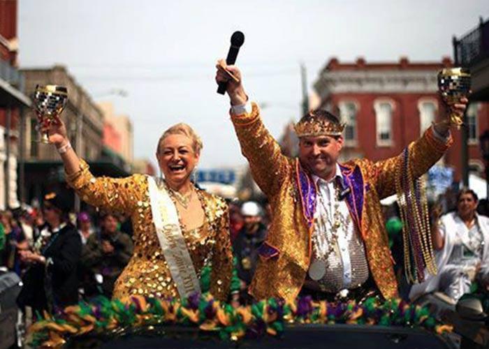 El Mardi Gras de La Crosse es una celebración comunitaria para las organizaciones católicas de la ciudad