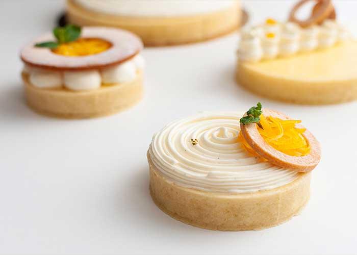 La Tarte au Citron de Menton es una de las comidas que puedes conseguir durante el Festival del Limón