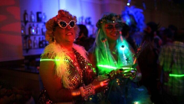 La comunidad LGBTIQ también tiene algunas alternativas durante el Carnaval de Río de Janeiro